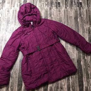 Beautiful Motherhood Maternity Coat winter jacket